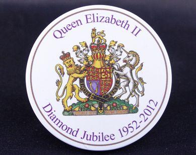 Diamond Jubilee magnet