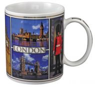 Photo images London mug