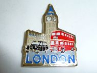 BigBen/taxi/bus metal magnet