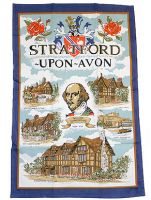 Stratford  tea towel